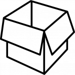 Петля универсальная B4-BL 100*75*3